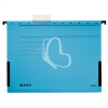 """Leitz Függőmappa, oldalvédelemmel, karton, A4, LEITZ """"Alpha"""", kék"""