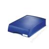 Leitz Irattároló, műanyag, 1 fiókos, LEITZ Plus, kék (E52100035)