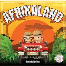 Lenge gerle Afrikaland társasjáték