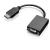 Lenovo HDMI VGA monitor adapter
