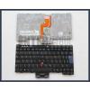 Lenovo IBM ThinkPad X61 trackpointtal (pointer) fekete magyar (HU) laptop/notebook billentyűzet