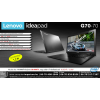Lenovo IdeaPad G70-70 notebook, laptop (80HW00B7HV), 4GB RAM-mal!!!