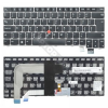 Lenovo SN20L85167 gyári új, fekete, magyar laptop billentyűzet + ezüst keret