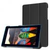 Lenovo Tab 3 7.0 A730M, mappa tok, Trifold, fekete