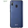 LENUO Leshield tok Samsung Galaxy A30 készülékhez, kék