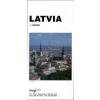 Lettország térkép - Gizimap