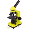 Levenhuk Rainbow 2L Lime mikroszkóp
