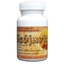 Leviatán Kft. Szójavit Forte fitohormon kapszula 60db táplálékkiegészítő