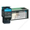 Lexmark 540H1CG Lézertoner C540, 543, 544 nyomtatókhoz, LEXMARK kék, 2k (TOLOC540CH)