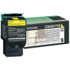 Lexmark 544X1YG Lézertoner C544, X544 nyomtatókhoz,  sárga, 4k (return)