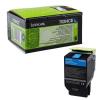 Lexmark 70C2HCE Lézertoner CS310/410/510 nyomtatókhoz, LEXMARK, kék, 3k