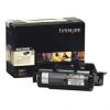 Lexmark T640 toner, 21K T642,644 64016HE