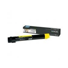 Lexmark [X950] X950X2YG [Y] 24K toner (eredeti, új) nyomtatópatron & toner