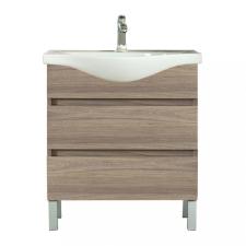 Leziter Seneca 85 cm-es bútorhoz alsószekrény, mosdóval, Rauna szil bútor