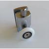 Leziter Zuhanykabin görgő szimpla fém (G-30SM)
