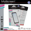 LG F70 D315, Kijelzővédő fólia, MyScreen Protector, Clear Prémium / Matt, ujjlenyomatmentes, 2 db / csomag