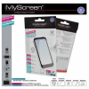 LG G Flex D955, Kijelzővédő fólia, MyScreen Protector, Clear Prémium / Matt, ujjlenyomatmentes, 2 db / csomag