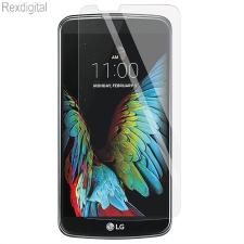 LG K10 karcálló edzett üveg Tempered glass kijelzőfólia kijelzővédő fólia kijelző védőfólia mobiltelefon kellék