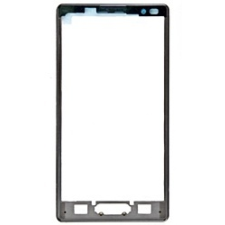 LG LG P760 Optimus L9 előlap fekete* mobiltelefon előlap
