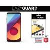 LG Q6, Kijelzővédő fólia (az íves részre NEM hajlik rá!), Eazy Guard, Diamond Glass (Edzett gyémántüveg)