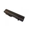 LG X120-H 4400 mAh 6 cella fekete notebook/laptop akku/akkumulátor utángyártott