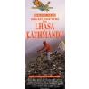 Lhasa to Kathmandu Biking Map - Himalayan Maphouse