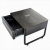 Lian Li DK-Q1 asztalház - fekete