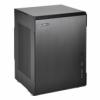 Lian Li PC-Q34B Mini-ITX ház - fekete