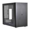 Lian Li PC-Q38WX Mini-ITX fekete (PC-Q38WX)