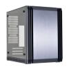 Lian Li PC-Q39GWX Mini-ITX edzett üveg fekete (PC-Q39GWX)