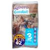 Libero Comfort 3 5-9 kg prémium pelenkanadrág 2 x 62 db