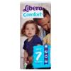 Libero Comfort 7 16-26 kg prémium pelenkanadrág 42 db