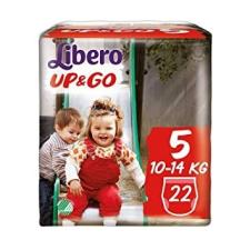 Libero up&go 5 bugyipelenka ( 10-14kg ) - 22db pelenka