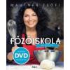 Libri FŐZŐISKOLA - ALAPFOK - DVD MELLÉKLETTEL!