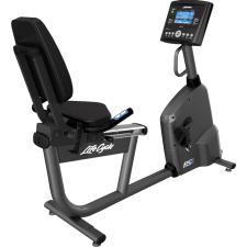 Life Fitness RS1 LifeCycle háttámlás szobakerékpár GO konzollal szobakerékpár