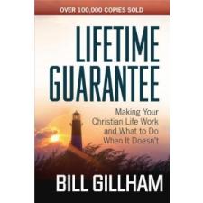 Lifetime Guarantee – Bill Gillham idegen nyelvű könyv