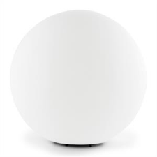 Lightcraft Shineball M Kugelleuchte Außenleuchte Gartenlampe 30cm weiß kültéri világítás