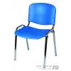 LIN-ISO Colorplast Crom tárgyalószék