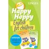 Lingea Kft. Happy Hoppy Szókártyák - Színek és számok - English for children