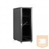 Linkbasic álló rack szekrény 19'' 47U 800x1000mm fekete