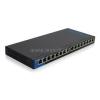 Linksys SMB LGS116 16port 10/100/1000Mbps LAN nem menedzselhető asztali Switch (LGS116-EU)