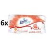 LINTEO Soft and Cream Baba Törlőkendő, 6x72 db