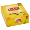"LIPTON Fekete tea, 100x1,5 g,  ""Yellow Label"""