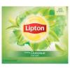 Lipton ízesített zöld tea 50 piramis filter