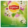 LIPTON jázmin ízű zöld tea 20 piramis filter