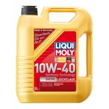LIQUI MOLY Leichtlauf Diesel 10W-40 5L motorolaj