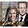 Liszt Liszt arcai - zongora négykezes - cd -
