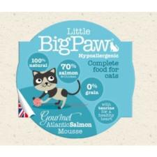 Little BogPaw Little BigPaw Cat Gourmet Atlantic Salmon Mousse 85gr macskaeledel