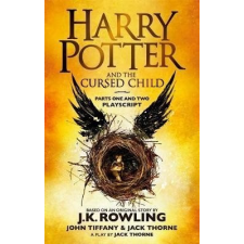Little, Brown J. K. Rowling - John Tiffany - Jack Thonre: Harry Potter and the Cursed Child - Parts One and Two : The Official Playscript of the Original West End Production gyermek- és ifjúsági könyv