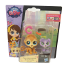 Littlest PetShop Littlest Pets Shop Cheep Cheep Chipman és Luke Yorkshire picurka kedvenc